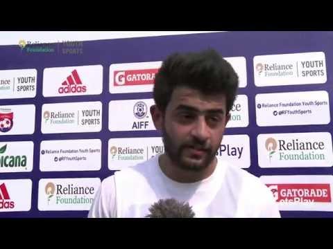 RFYS: Delhi College Boys - Sri Guru Gobind Singh College Coaches & Player Interview