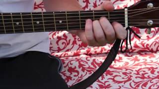 Самоучитель игры на гитаре: Урок 1