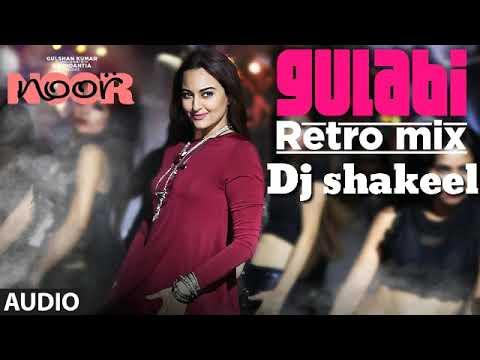 Gulabi Ankhen Jo Teri Dekhi Retro Style Mix By Dj Shakeel