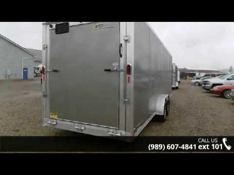 2017 Legend Trailers Trailmaster 7X29TMTA35  - Beck's Tra...