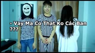Giải Mã Clip Ma NTN: Giải Mã Con Ma Ở Clip NTN Có Thật Ko?| HMT - Official