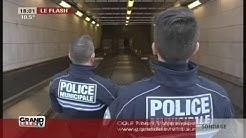 La police de Wasquehal bientôt armée