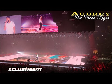 (Full Concert) Aubrey & The Three Migos Tour - Madison Square Garden - Aug 25th 2018