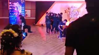 Prince Dance Institute_-_Nachega Sara India session 2_-_Semifinal in Delhi