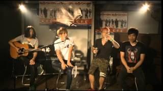 BACK-ON Acoustic Live 2014 Nibun No Ichi , Departure.