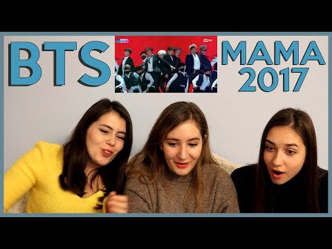 BTS - INTRO PERF. + NOT TODAY + CYPHER PT. 4 + MIC DROP MAMA 2017 PERFORMANCE REACTION