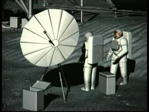 Mining and Tourism on the Moon