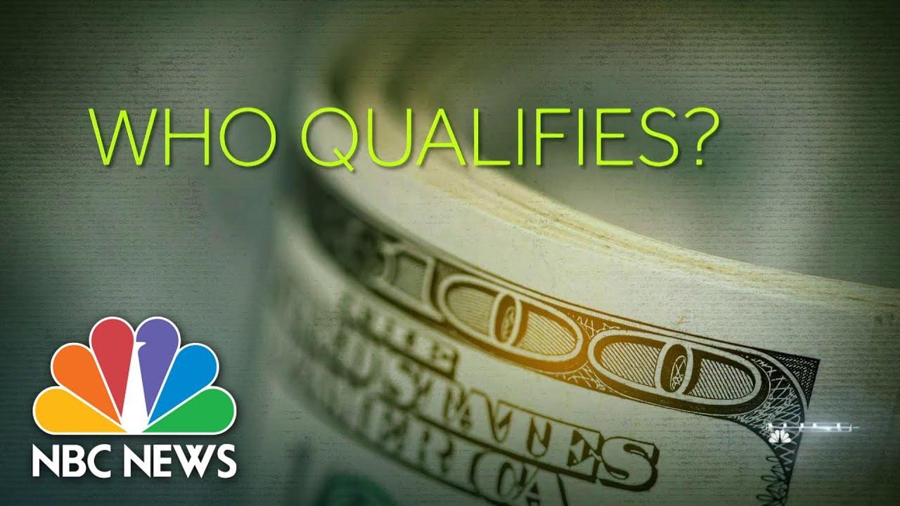 Coronavirus Stimulus Checks Begin To Hit Bank Accounts   NBC Nightly News