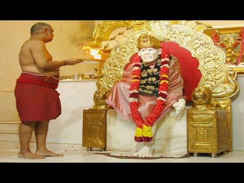 Peaceful Morning Aarti | Shree Sai Baba Ki Aarti