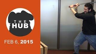 Weapon Hub | The HUB - FEB 6, 2015