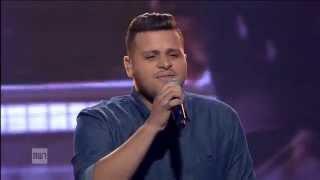ישראל X Factor - עונה 2 פרק 21- שלב ה-LIVE: הביצוע של יוסי שטרית