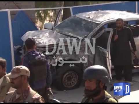 AIG Hamid Shakeel among 3 killed in Quetta blast