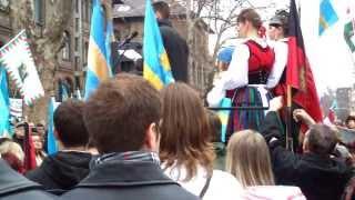 Autonomia Ţinutului Secuiesc cerută şi la Budapesta, de mii de persoane de Ziua Libertăţii Secuieşti Thumbnail