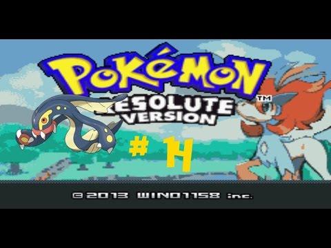 Pokémon Resolute Version! Carmine Ruins! #14