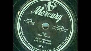 Eddy Howard and his Orchestra - Sin (It