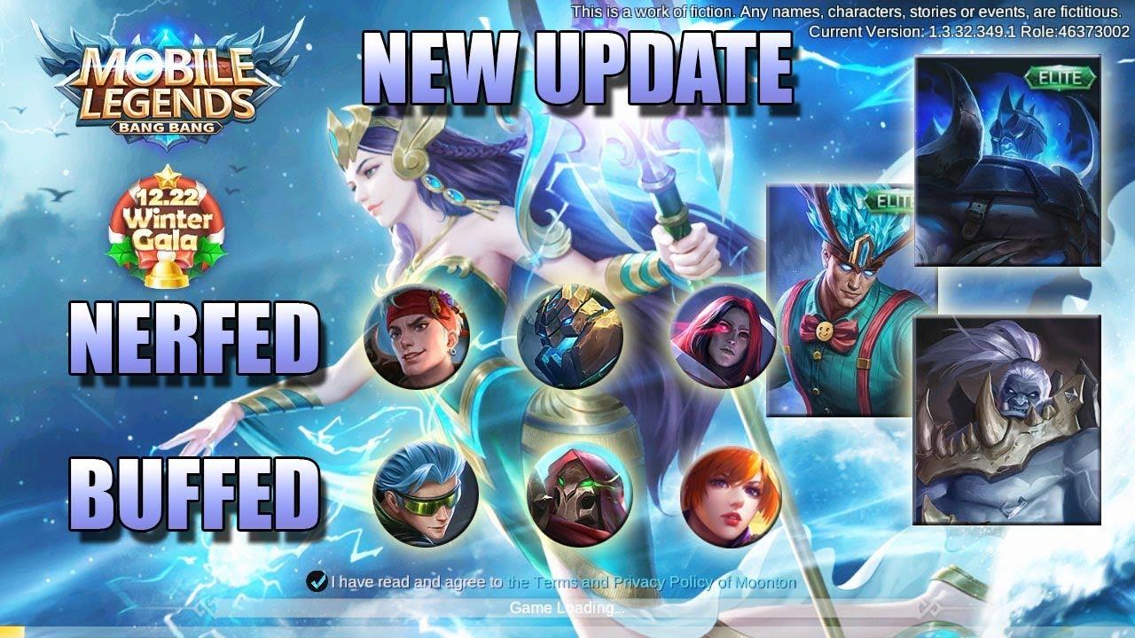 NEW UPDATE - KADITA IS NEXT, BUFFED GUSION AND NEW BALMOND LOOK