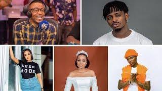 The Blackchair: Alikiba amjibu tena Diamond, Beyonce wa Mlela aibukia Zanzibar kwa Wizkid