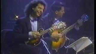 Modern Mandolin Quartet w/ Sam Bush and Peter Ostroushko - Russian Rag (live)