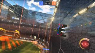Rocket League   O MAIOR WALLRIDE DO JOGO!