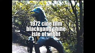 📽 1972 - blackgang chine  - theme park - isle of wight