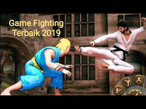 Top Game Fighting Karate 2019 - Kung Fu Master Training, Game Android Offline Grafik Epic