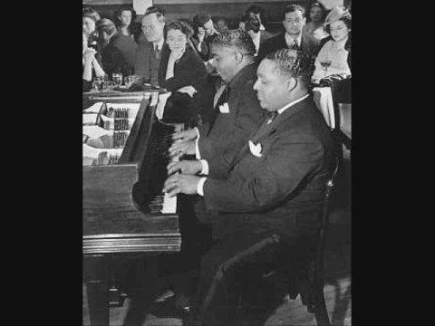 Albert Ammons & Pete Johnson Boogie Woogie (Yancey Special)