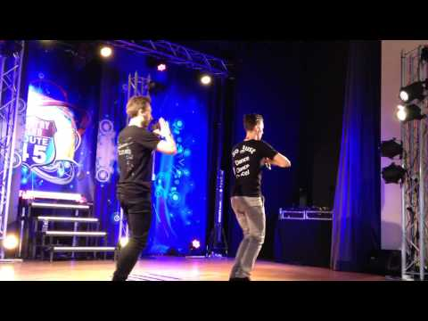 Bollywood 45 - Line Dance Demo