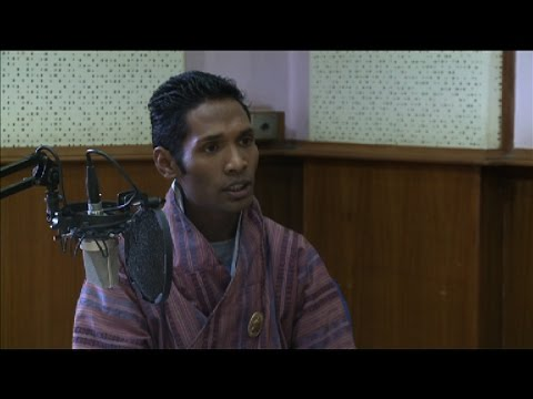 Radio On TV- Interveiw with Suk Bahadur Baraily