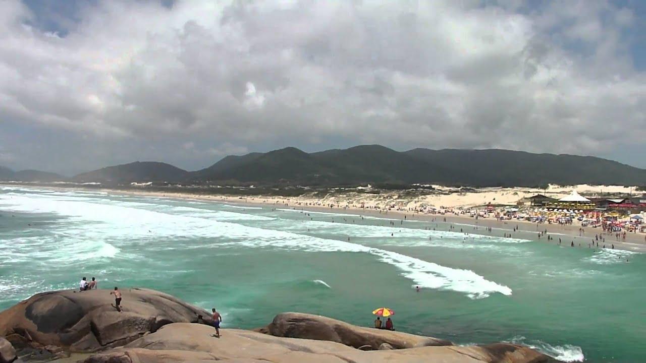 Resultado de imagem para Praia da Joaquina