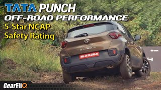 Download Tata Punch - Rs.5.49 lakhs | India's Safest SUV | Great Off-Road | GearfliQ