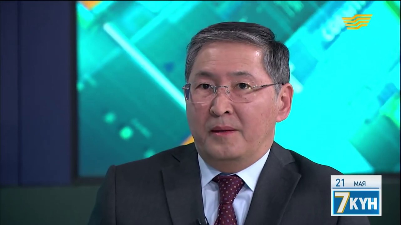 Министр образования и науки Е. Сагадиев о новом формате ЕНТ