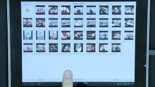 Добавление увеличение и просмотр фотографий в Aximedia Slide Show Creator