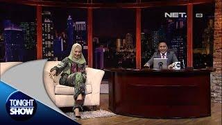 Tonight Show - Alya Rohali - Presenter