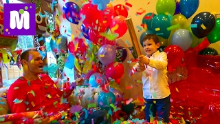 День рождения Макса 6 лет / Гигантское Кресло Gummy Bear / Все в шоколаде! Eдем в Сadbury WORLD