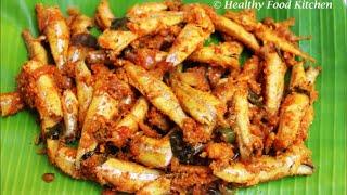 Nethili Meen Recipe in tamil/Nethili Meen Fry Recipe/Fish Fry Recipe in tamil/Nethili Fish Fry