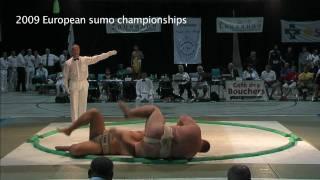 2009 european sumo championships