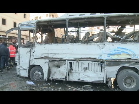Twin Bombings Rock Shiite District in Syria Capital, 45 Killed