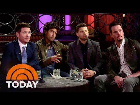 'Entourage' Cast On Adapting TV For Big Screen | TODAY