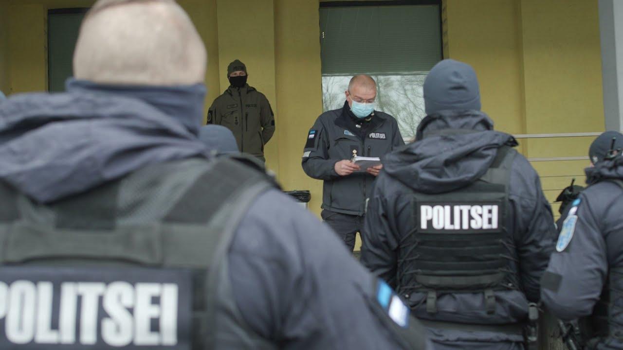 Politseinike instruktaaž reedel 9. aprillil 13.00