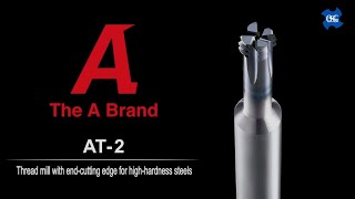 A Brand® AT-2 Thread Mill Series