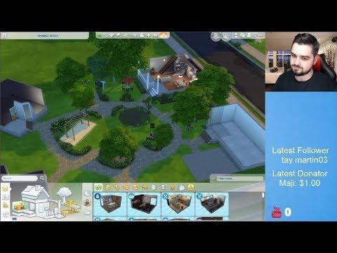 Sims 4 Community Build Part Du