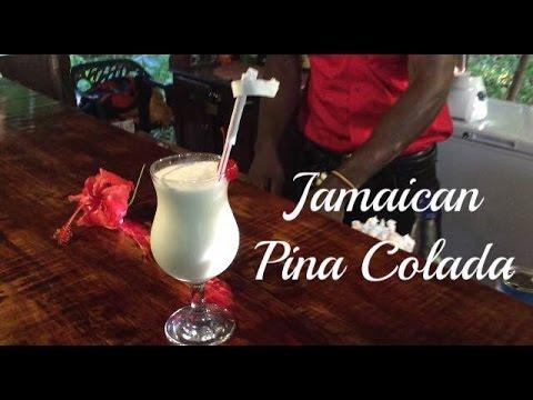 Jamaican Pina Colada Recipe