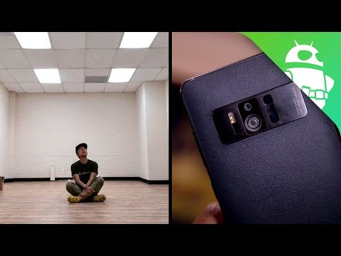ASUS Zenfone AR: I used Tango to build my office