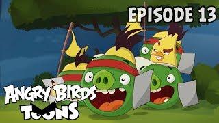 Angry Birds Toons | Chuckmania - S2 Ep13