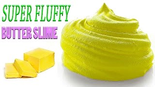 DIY: 3 Ways to Make BUTTER SLIME! SUPER SMOOTH & CREAMY! Made Without Borax!
