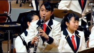 浜名高校 吹奏楽部「スーパーカリフラジリスティックエクスピアリドーシャス」