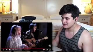Baixar Vocal Coach Reaction to Billie Eilish Singing Bellyache Live Acoustic