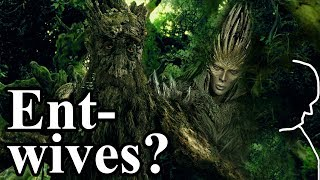 What happened to the Entwives? Ents & Fangorn Forest Lore - LotR Lore & Tolkien's Lore