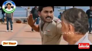 Ap 2019 elections #SINGHAM movie spoof  jagan Anna