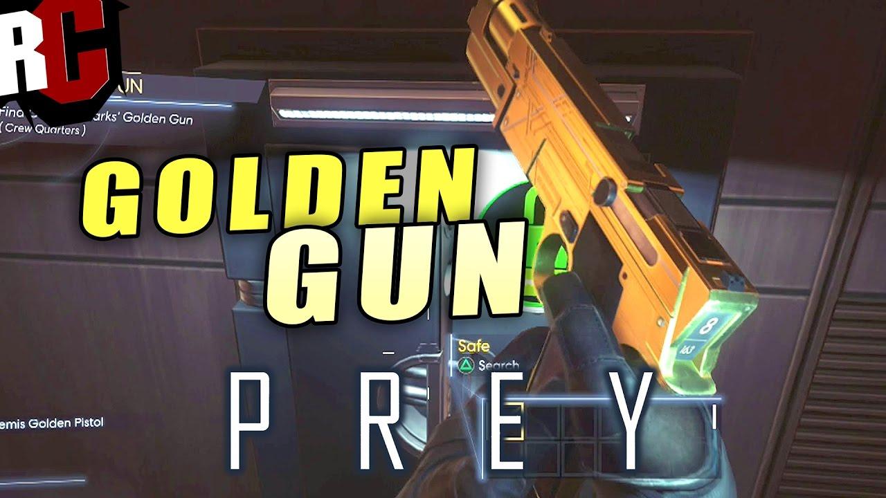 prey golden gun